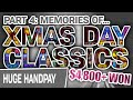 🎅 Part 4: Christmas Day CLASSIC Slots 💠 Black Diamond & Triple Red Hot Sevens & 88 Fortunes