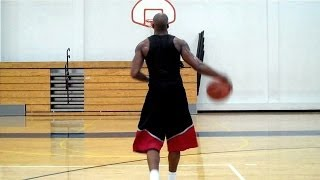 In & Out-Quick Double-Crossover Stepback-Hands-Up Move Drive | Dre Baldwin