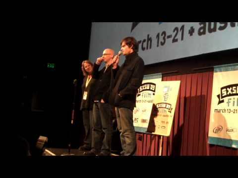 Greg Mottola and Bill Hader introduce Adventureland at SXSW