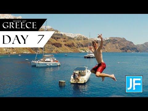 Greece 2017 // Day 7 // Travel Videos