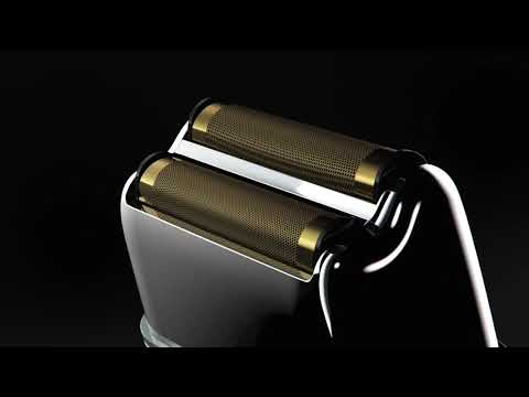 BaBylissPRO Cordless Metal Foil Shavers