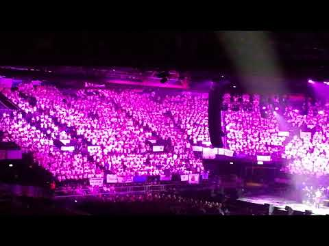 Young voices choir Genting arena Birmingham 08-01-18 - Extraordinary
