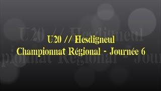 Retour sur le match... U20 // Hesdigneul