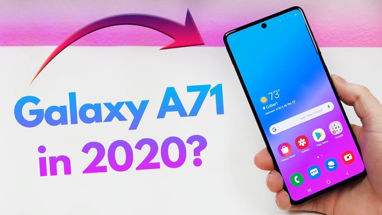 Photo of Samsung Galaxy A71 in 2020 – Still Worth Buying? – سامسونج