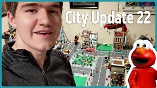 Small Changes, Big Plans! - LEGO Ninjago City Update #22