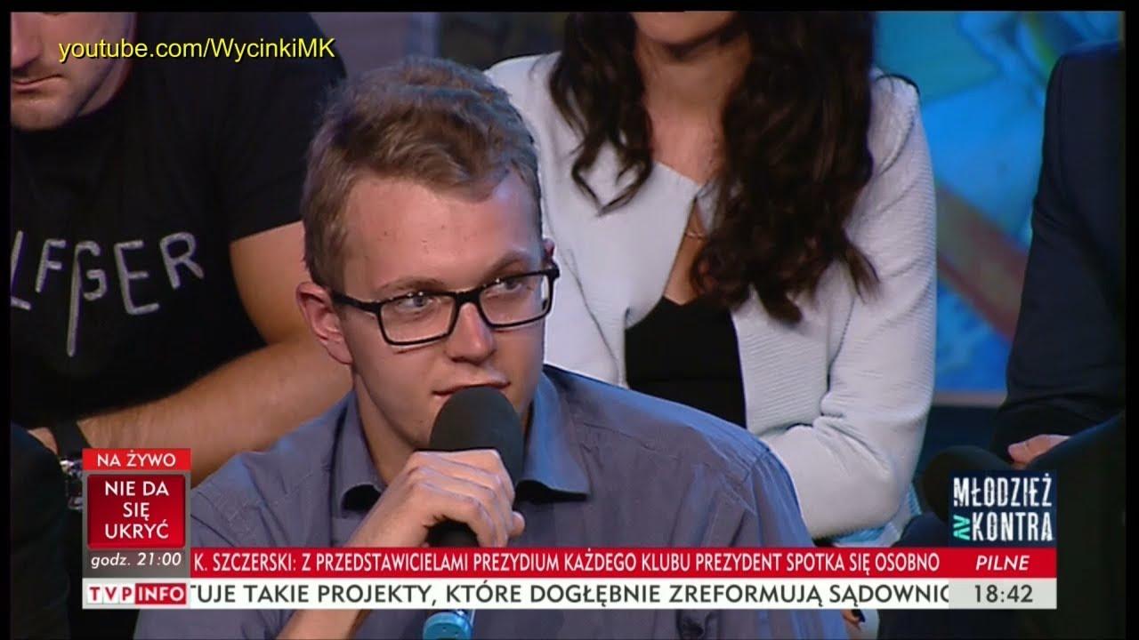 Młodzież kontra 608: Dominik Kasperski (Republikanie) vs Bogdan Kasprowicz i Kajetan Rajski
