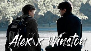 Alex & Winston | my my my