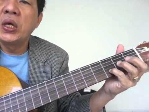 Bài tập cho guitar-Hoài cảm