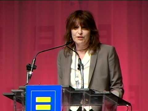 CLEVELAND HRC DINNER - 8.27.2011 - CHRISSIE HYNDE IS HONORED AND INTERVIEWED