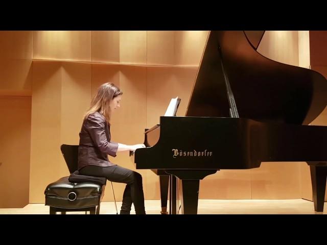 Sophie joue Prokofiev | Studio de piano Tristan Lauber