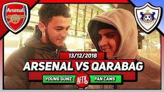 """Maitland Niles NEEDS To Play More!"" | Arsenal 1-0 Qarabag FK | (Bhav)"