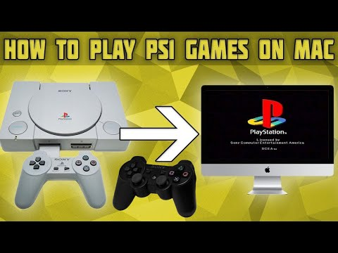 How To Connect PS3 Controller Wirelessly/Wired To PCSXR Mac