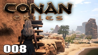 CONAN EXILES [008] [Experimente am Bau] [Multiplayer] [Deutsch German] thumbnail