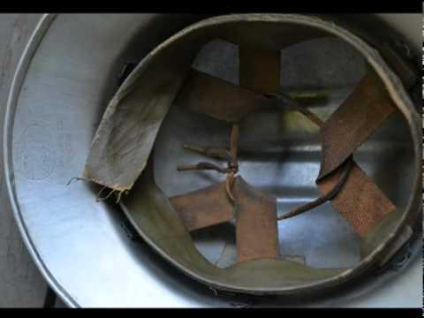 Vintage Hard Boiled Hat ED Bullard co SF USA