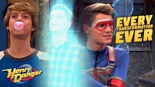 EVERY Henry Hart T๐ Kid Danger Transformation! | Henry Danger
