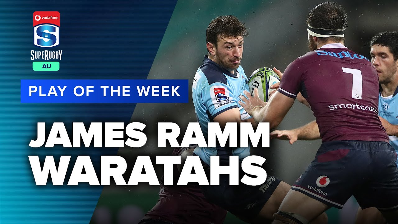 PLAY OF THE WEEK | Super Rugby AU Rd 6