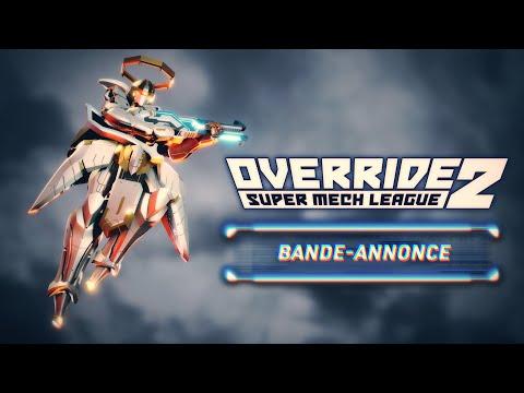 Override 2: Super Mech League – Bande-annonce de lancement - Soirée d'ouverture
