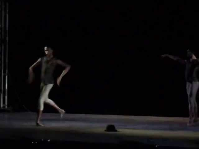 ALADINO 2012 . Astra Roma Ballet Travel Video
