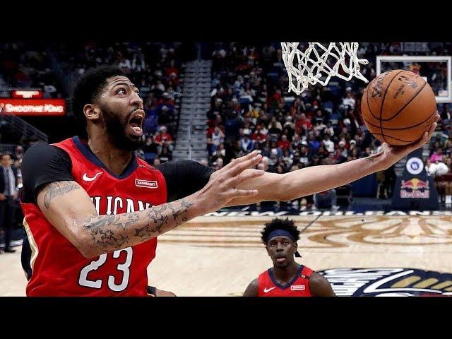 Pelicans vs NBA Benching Anthony Davis 4 Season! 2018-19 NBA Season