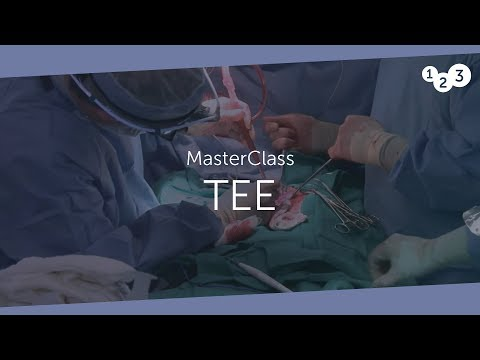 TEE MasterClass - Your introduction to TEE echocardiography