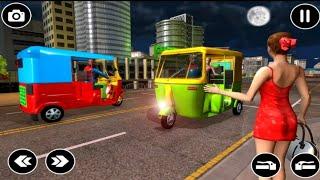 "Rickshaw Driving Simulator   Tuk Tuk Rickshaw Driving Game Part 5 ""Game Insider"" screenshot 4"