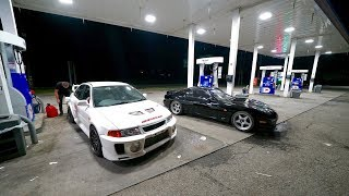RAGED THE DREAM FD ON THE TOUGE!! thumbnail