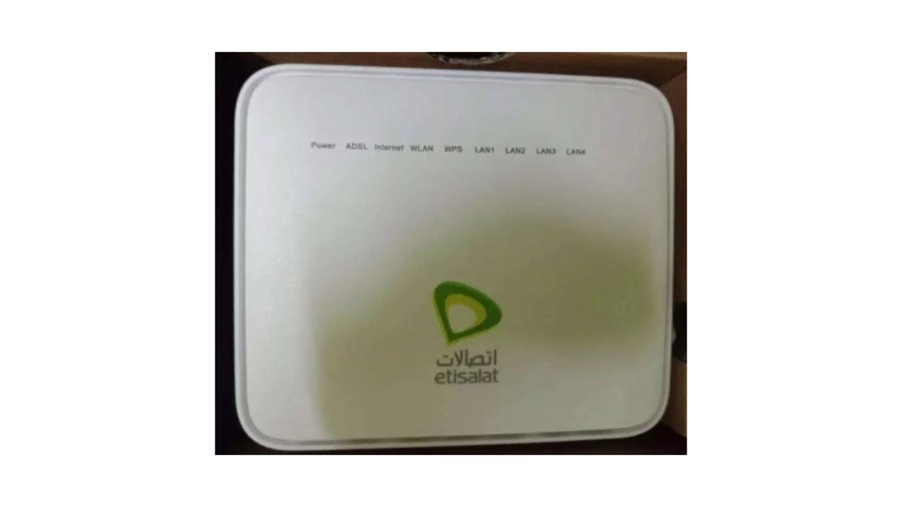 تنزيل سوفت وير اتصالات على راوتر هواوي Hg531v1 Etisalat Huawei Youtube