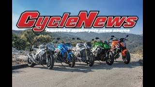 2015 Big Bore Nakedbike Shootout! - Cycle News