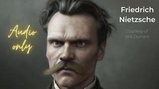 Will Durant--- The Philosophy of Nietzsche