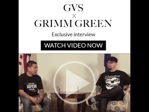 Grimm Green Exclusive Interview - Grand Vapor Station sits down with Grimm  Green