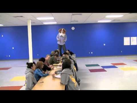 Harlem Shake - Northwood Academy Charter School