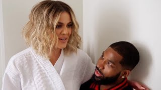 Khloe Kardashian Explains Why She's Staying With Tristan Thompson After Cheating | Hollywoodlife
