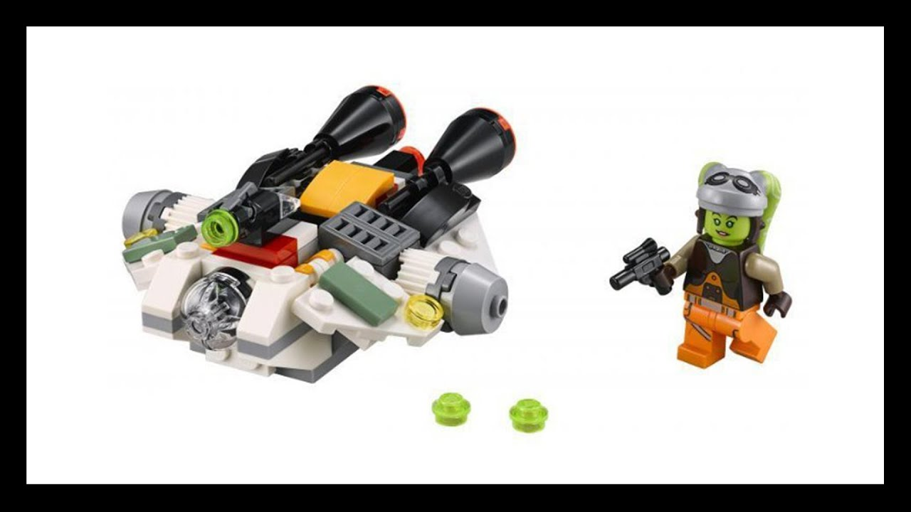 LEGO Star Wars Microfighters Series 3 2016 (All) - YouTube