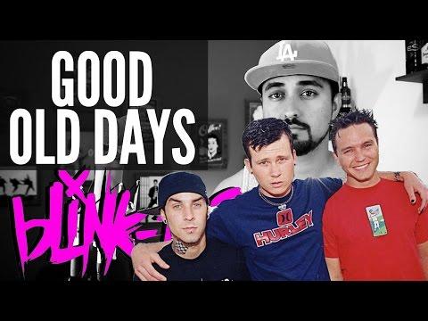 Good Old Days - Blink-182 - Acoustic Guitar