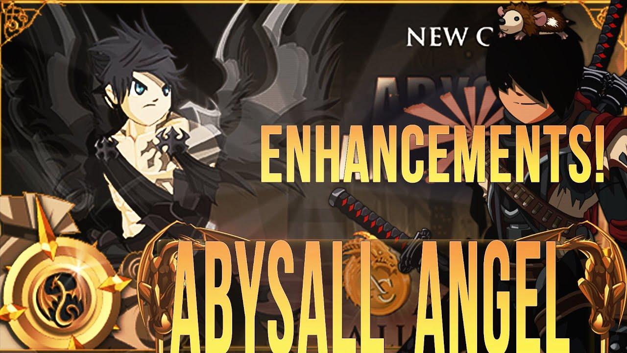 abyssal angel enhancements