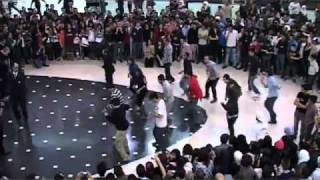 nokia e7 dance city mall amman jordan april 7th 2011