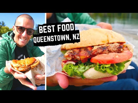 QUEENSTOWN FOOD GUIDE | Best FOOD In Queenstown, NEW ZEALAND | NZ Food Tour