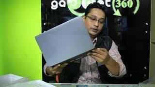 সাওমি ল্যাপটপ রিভিউ | Xiaomi notebook Air Bangla Review | Gadget 360 Degree