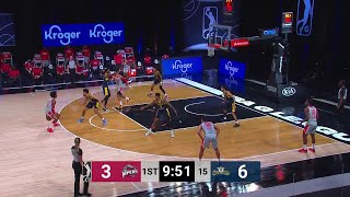 Kenyon Martin Jr. with 30 Points vs. Fort Wayne Mad Ants