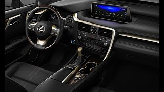 2018 Lexus RX L INTERIOR - The New 7-Seater Luxury SUV