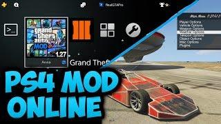 PS4 MOD ONLINE! (PS4 5.05 Online Jailbreak) ITA