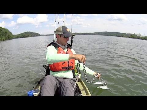 Safety Tips For Anchoring a Kayak