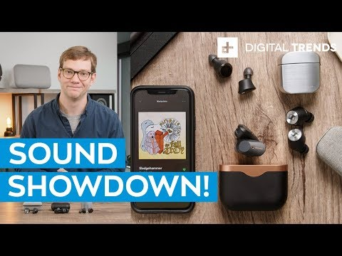 New Sony WF-1000XM3 vs. Klipsch T5 vs. Sennheiser Momentum | Wireless sound showdown