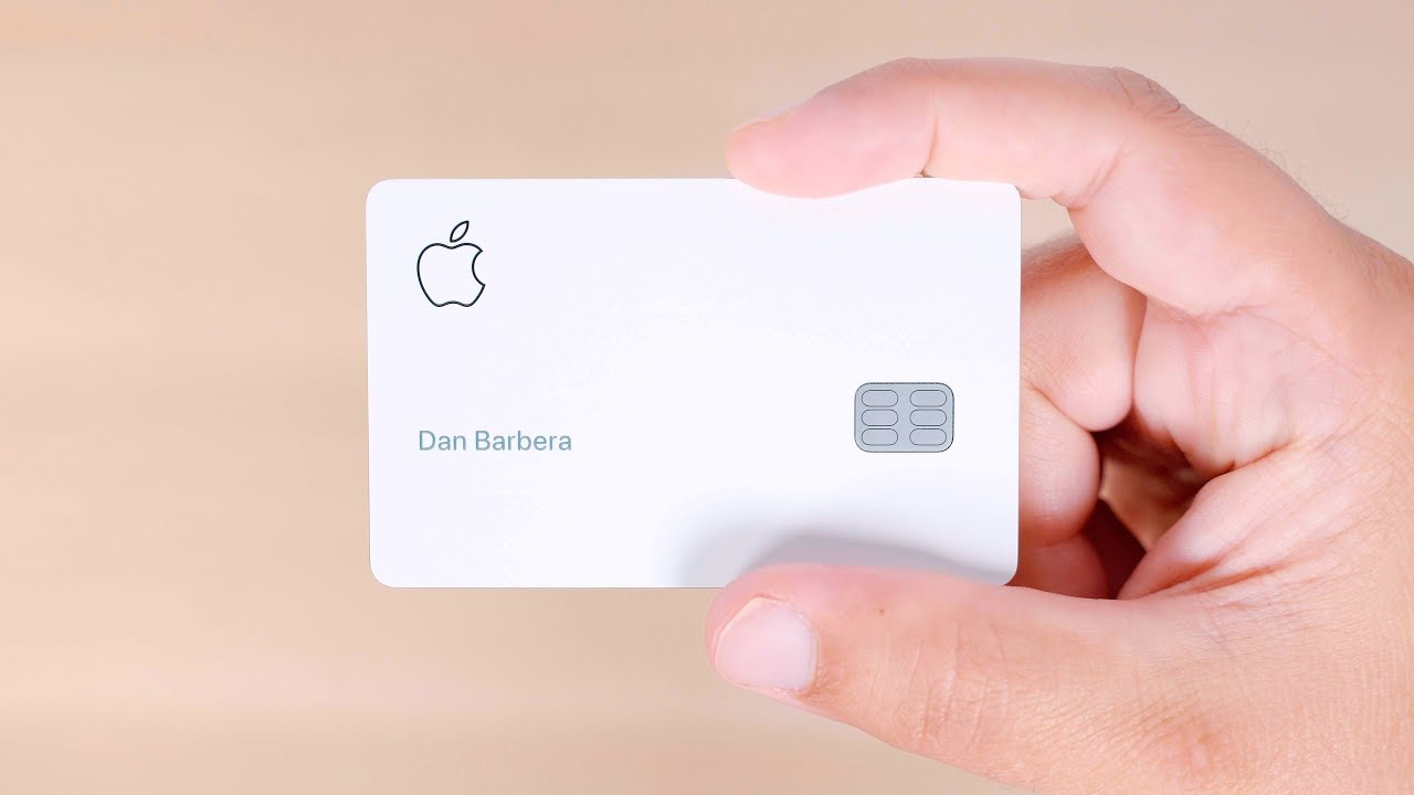 Hands-On With Apple Card - MacRumors