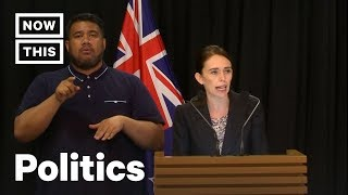 How New Zealand Is Taking Swift Action on Gun Violence | NowThis