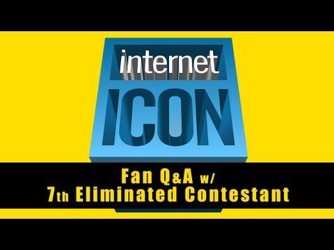 Internet Icon S2 - Fan Q&A W/ 7th Eliminated Contestant (SPOILER ALERT)