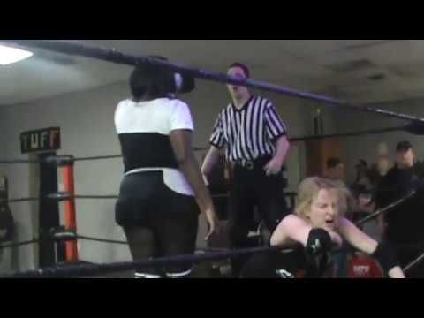 Jessica Jean Vs. Tragedy Ann- FWE Women's Championship Match- April 29, 2017
