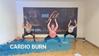 Cardio Burn - Fettverbrennung - 35min - medifit Wolfhagen