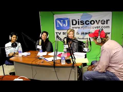 "NJ DISCOVER RADIO INTERVIEW FOR OUR FILM ""THE RIGHT TO LIVE"".."
