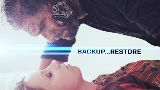 Terminator Inspired Shortfilm - BACKUP...RESTORE (2019)